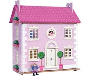 Gro/ßes Puppenhaus Waldstrandhaus Le Toy Van