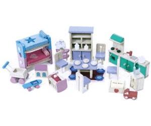 Le Toy Van Deluxe Starter Puppenhausmöbel Set