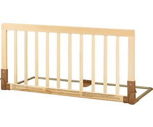 blanc 45 x 90 cm BABY DAN Barri/ère de s/écurit/é pour lit en bois