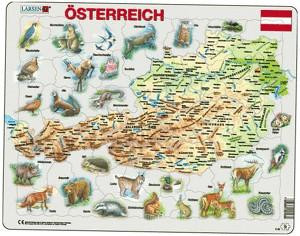 Larsen Österreich mit Tieren