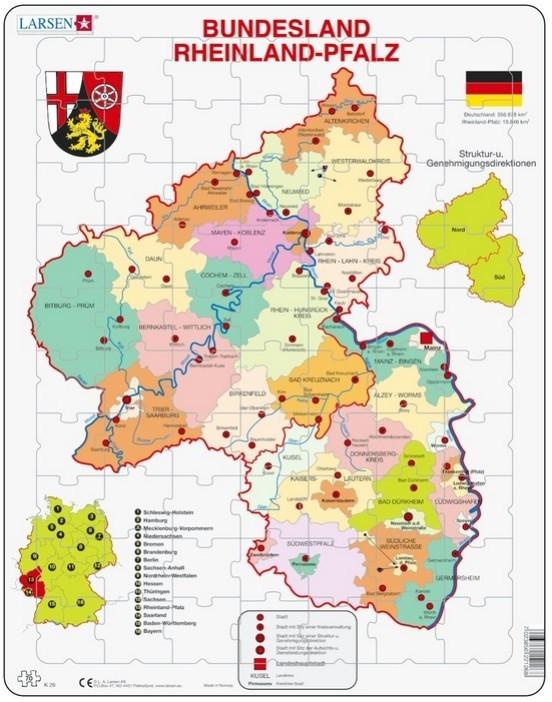 Larsen Rheinland-Pfalz