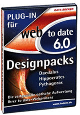 Data Becker Web to Date 6.0 Designpack (DE) (Win)
