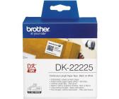 5x Kompatibel Etiketten Rollen für Brother P TouchQL500BW Be Quantum Pro