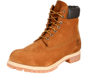 a177928c46a Buy Timberland 6 Inch Premium Boot - Rust Nubuck (72066) from £68.52 ...