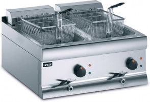 Image of Lincat Silverlink 600 Electric Counter Top Fryer (DF612)