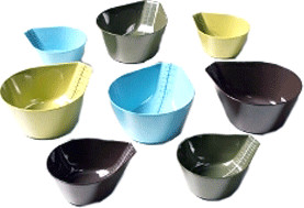 Mix & Measure - Silikondeckel für Rührschüssel (1 Liter)