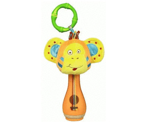 Image of Babymoov Musical Monkey Rattle