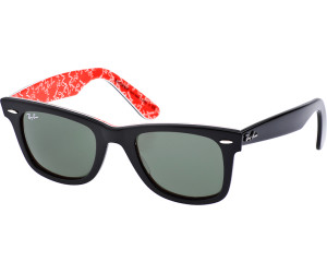 9bd550bedb4 Buy Ray-Ban Original Wayfarer RB2140 1016 (black red white fantasy ...