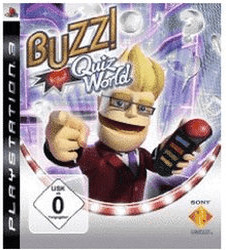 BUZZ! - Quiz World (PS3)