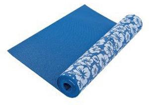 Tunturi Yoga Mat Printed