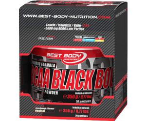 Best Body Nutrition BCAA Black Bol Powder 350g