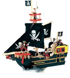 Le Toy Van Piratenschiff (TV246)