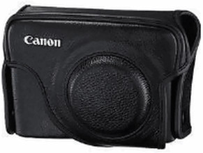 Canon SC-DC65A Black Leather Camera Case for PowerShot G11 Digital Camera
