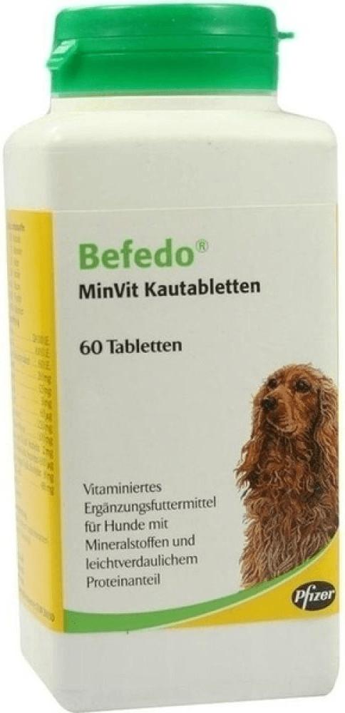 Pfizer Tiergesundheit Befedo Minvit für Hunde 6...