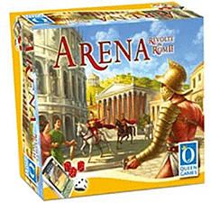 Queen Games Arena - Revolte in Rom II
