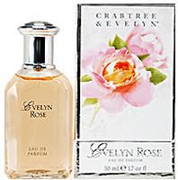 Crabtree & Evelyn Evelyn Rose Eau de Parfum (50ml)