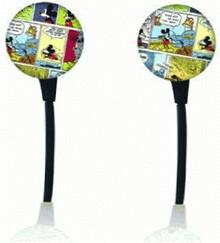 Image of Disney Mickey Mouse Comic Strip Headphones