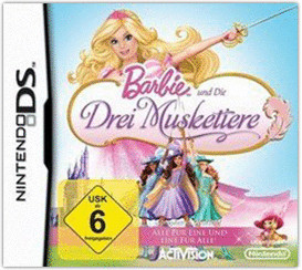 Barbie: Drei Musketiere (DS)