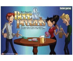 Image of Bézier Games Beer & Pretzels