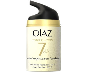 Olaz Total Effects Touch Of Foundation 50ml Ab 1475