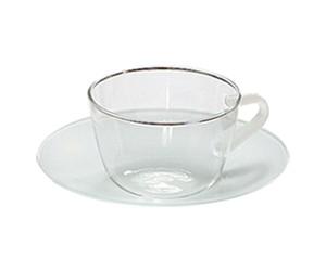 Teetassen Glas jenaer glas gourmet teetasse mit untertasse assam 2er set ab 15 95