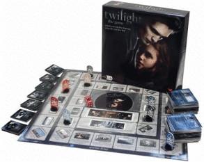 Cardinal Twilight Board Game (englisch)