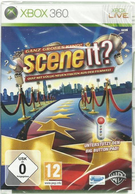 Scene It? Ganz großes Kino (Xbox 360)
