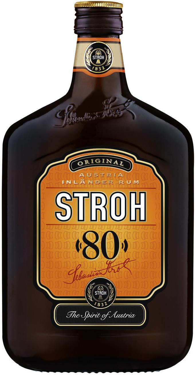 Stroh Original 0,5l 80%