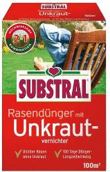 Substral Rasendünger mit Unkrautvernichter 2 kg | Garten > Pflanzen > Dünger