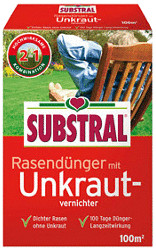 Substral Rasendünger mit Unkrautvernichter 5 kg