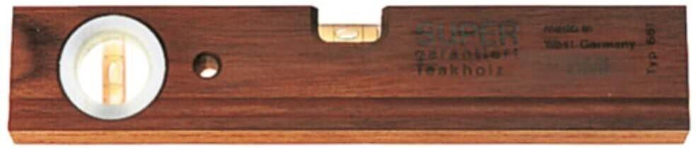 BMI Wasserwaage Teakholz - 80 cm