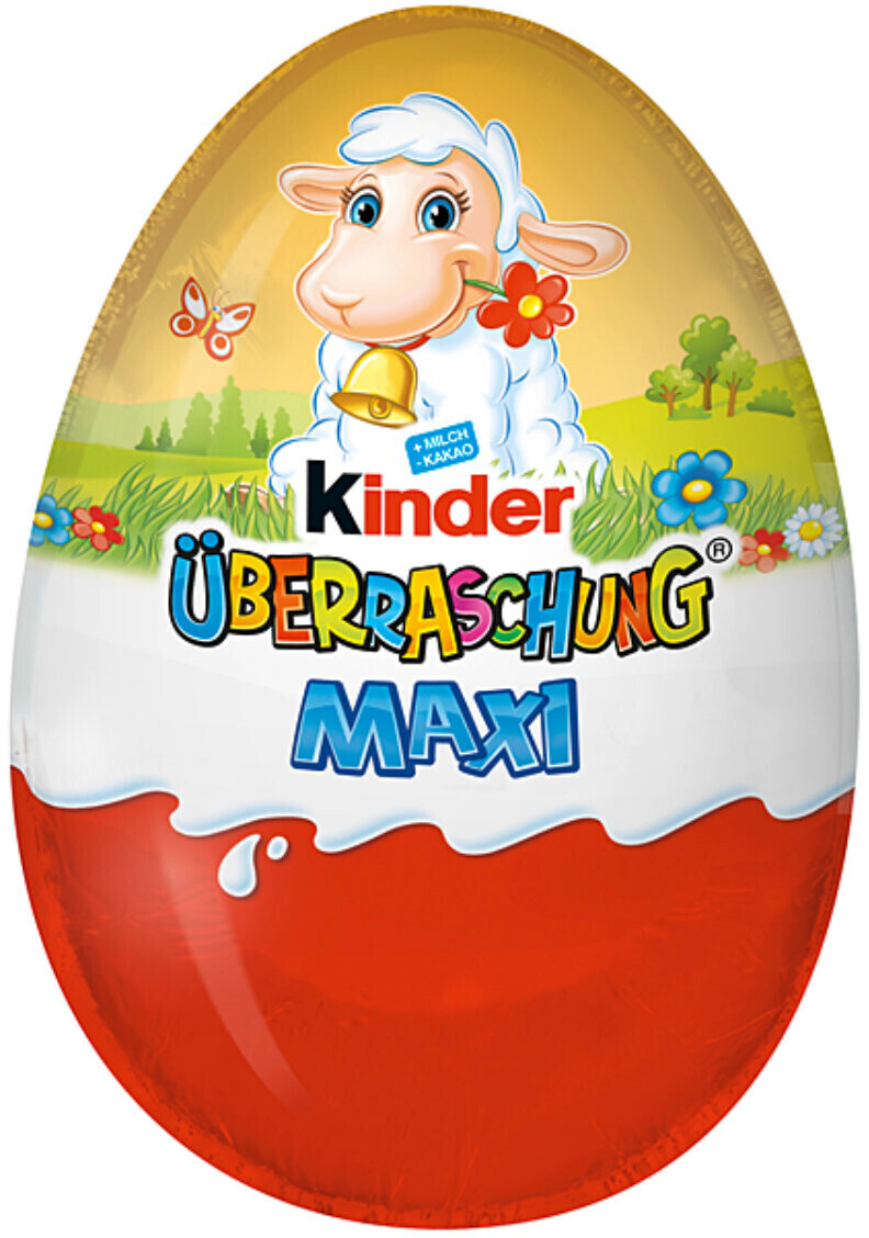 Ferrero Kinder Überraschung Maxi (100 g)