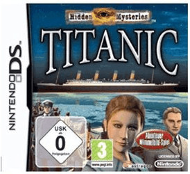 Hidden Mysteries: Titanic (DS)