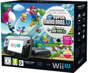 Wii Dimensioni Consolle.Nintendo Wii U A 299 00 Miglior Prezzo Su Idealo
