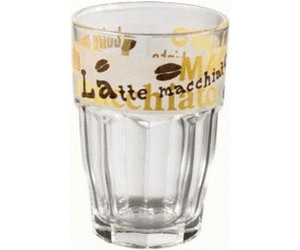arcoroc happy hour latte macchiato glas 370 ml 6 tlg ab 12 85 preisvergleich bei. Black Bedroom Furniture Sets. Home Design Ideas