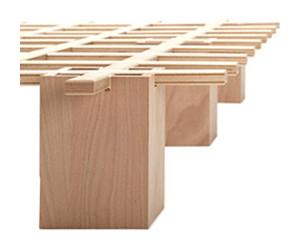tojo system bett (100 x 200 cm) ab 295,00 € | preisvergleich bei, Hause deko