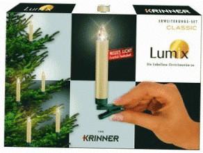 Krinner Lumix Classic Erweiterungs-Set 5er elfe...