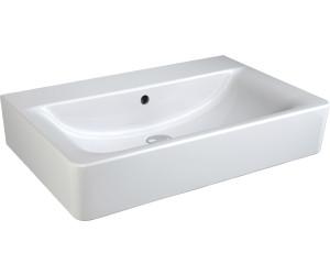 ideal standard connect cube waschtisch 70 x 46 cm e8107 ab 100 86 preisvergleich bei. Black Bedroom Furniture Sets. Home Design Ideas