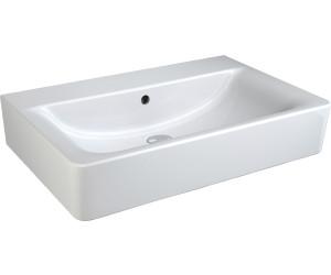 Waschbecken eckig ohne hahnloch  Waschbecken ohne Hahnloch Preisvergleich | Günstig bei idealo kaufen
