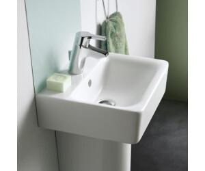 ideal standard connect cube waschtisch 50 x 46 cm e7138. Black Bedroom Furniture Sets. Home Design Ideas