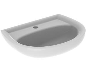 keramag renova nr 1 handwaschbecken 50 x 38 cm mit hahnloch ohne berlauf ab 48 31. Black Bedroom Furniture Sets. Home Design Ideas