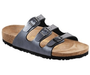 193a88eb2a983f Buy Birkenstock Florida Birko-Flor ice pearl onyx from £48.21 ...