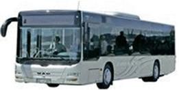 Schuco MAN Lions City Bus (25622)