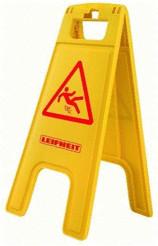 Vorschaubild von Leifheit Warnschild, gelb 59107