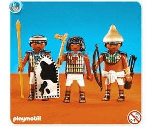 PLAYMOBIL Figur Pharao Ägypter König Anführer Hohepriester neuwertig #18