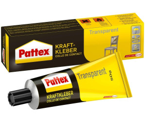 pattex kraftkleber transparent 50 g ptx50 ab 2 76 preisvergleich bei. Black Bedroom Furniture Sets. Home Design Ideas
