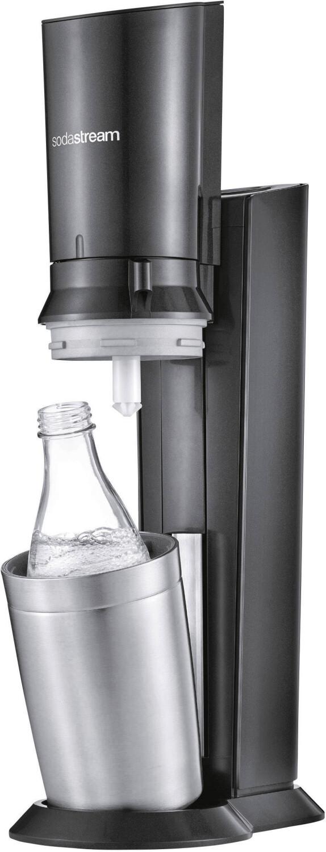 SodaStream Crystal titan/schwarz