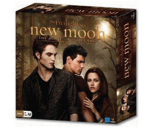 Image of Cardinal Twilight Saga New Moon Movie Board Game