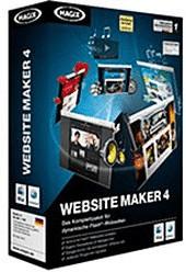 Magix Website Maker 4 (DE) (Mac)