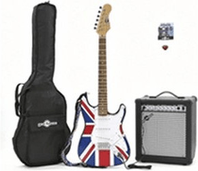 Image of Gear4music Electric-ST Special Edition Union Jack